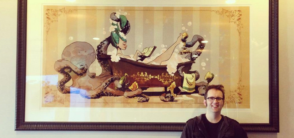 brian kesinger disney photo