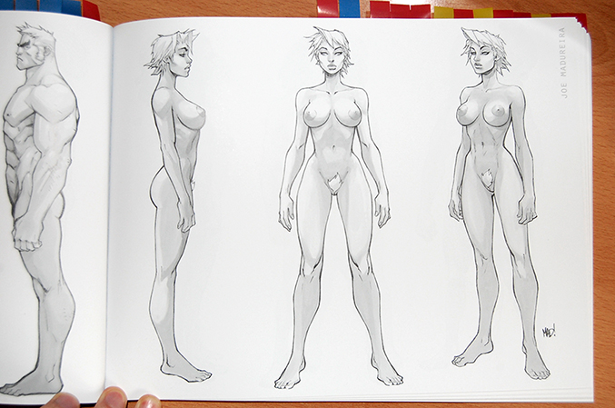 maters of anatomy female joe madureira