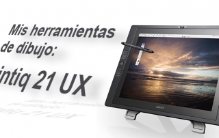 Wacom Cintiq 21 UX